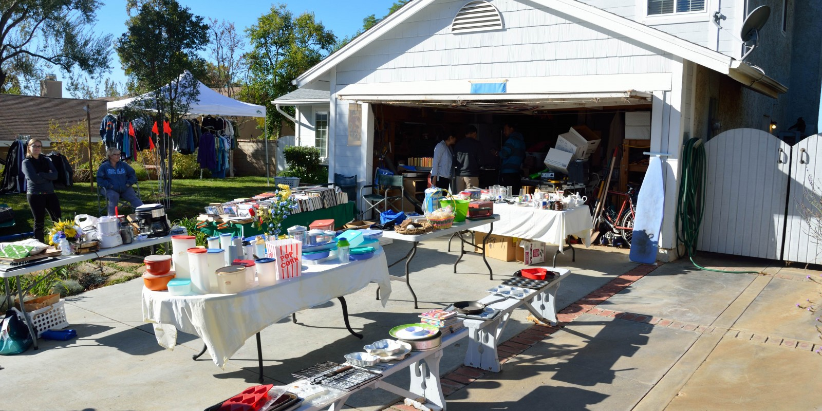 Village Wide Garage Sales – 6.23.16 – 6.26.16