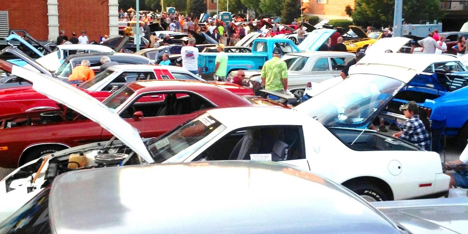 8th Annual Benefit Car Show – 8.06.15